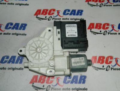 Motoras macara usa stanga fata VW Golf 5 2005-2009 Cod: 1K0959793J