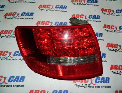Stop stanga caroserie cu Led Audi A6 4F C6 2004-2011 Combi Cod: 4F9945221C