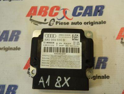 Modul airbag Audi A1 8X 2010-In prezent 8X0959655B