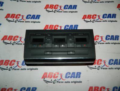 Panou comanda clima Audi A4 B6 8E 2000-2004 Cod: 8E0820043BJ