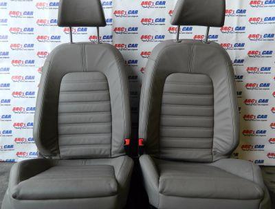 Scaune fata electrice piele VW Passat B7 2010-2014