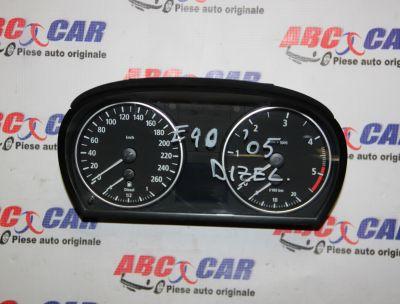 Ceasuri de bord BMW Seria 3 E90 model 2005 2.0d 1025350-48