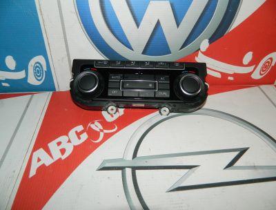 Panou clima VW Passat B7 Cod:  5K0907044DT