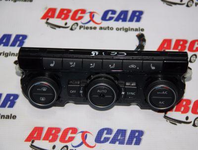 Panou comanda clima VW Scirocco 2008-In prezent 1K8907044BF
