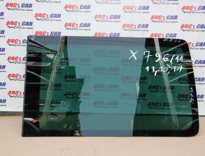 Geam caroserie stanga spate VW Transporter T5 2004-2015