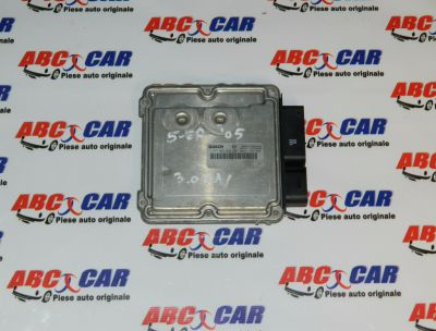 Calculator motor BMW Seria 5 E60/E61 2005-2010 3.0 TDI 1277022048