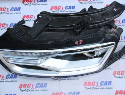 Far stanga bi-xenon LED Audi Q3 8U facelift 2014-prezent 8U0941005C