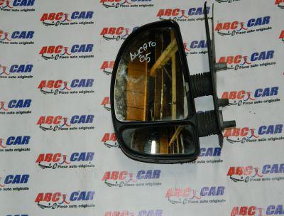Oglinda stanga manuala Fiat Ducato 1 1994-2006