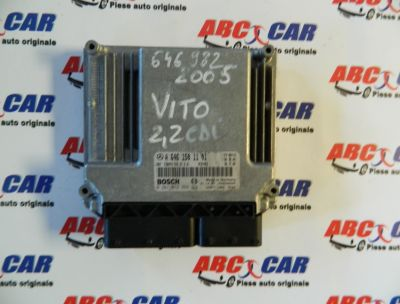 Calculator motor Mercedes Vito W639 2004-2013 2.2 CDI A6461501191