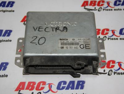 Calculator motor Opel Vectra A 1989-1995 2.0 Benzina 90351648 GE
