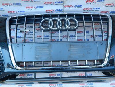 Grila centrala bara fata Audi Q5 8R 2008-2016 S-Line