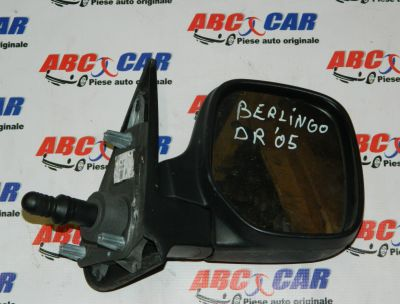 Oglinda dreapta manuala Citroen Berlingo 1 1997-2007