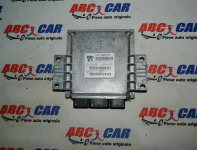 Calculator motor Citroen C3 1 2002-2009 1.4 Benzina 9647714780