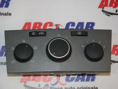 Panou comanda AC Opel Zafira B 2006-2014 13201300