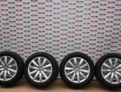 Set jante aliaj R19 Audi Q5 8R 2008-2016, ET39, 5x112, 8R0601025B