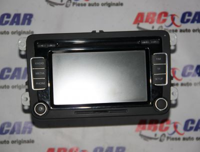 CD-Player RCD 510 VW Tiguan (5N) 2007-2016 3C8035195