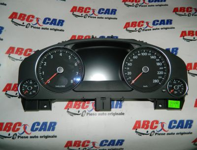 Ceas de bord VW Touareg (7P) 2010-In prezent 7P6920881