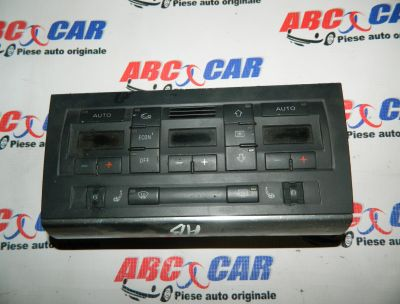 Panou comanda clima Audi A4 B6 8E 2000-2005 Cod: 8E0820043AB
