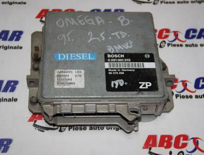 Calculator motor Opel Omega 1986-2003 2.5 TD 0281001215