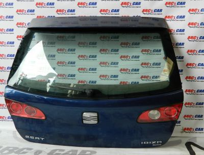 Haion Seat Ibiza 2004 coupe