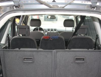 Interior textil complet cu 7 locuri (scaune fata incalzite) Ford Galaxy 2006-2010