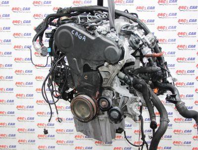 Motor Audi A4 B8 8K 2.0 TDI 2008-2015 cod: CAGA