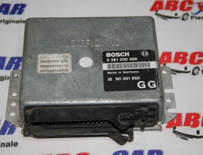 Calculator motor Opel Omega 1986-2003 2.0 Diesel 90351650GG