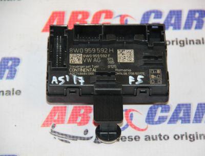 Modul usa dreapta Audi A4B9 8W2015-prezent 8W0959592H