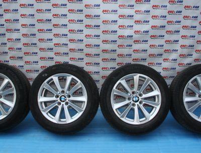Set jante aliaj R17 BMW Seria 5 F10/F11 2011-2016, 8Jx17EH2, 5x120 cod:8780720