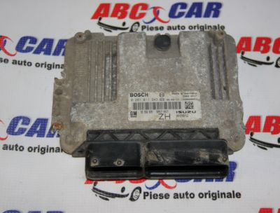Calculator motor Opel Astra H 2005-2009 1.7 CDTI 55556829 ZH