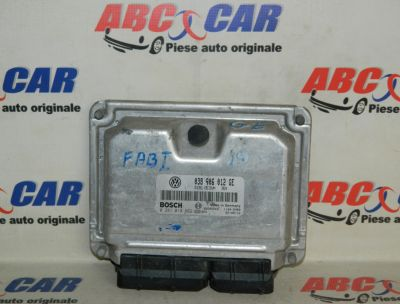 Calculator motor Skoda Fabia 1 6Y 2000-2007 1.9 SDI 038906012GE