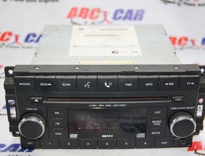 Radio CD Dodge Caliber 2007-2012 05064943AD