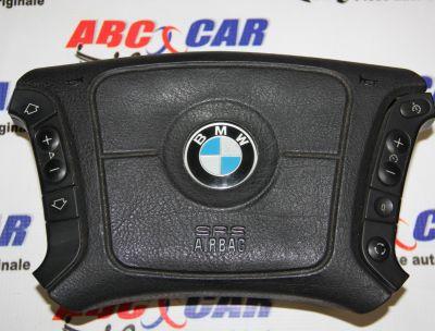 Airbag volan cu comenzi BMW Seria 5 E39 1998-2004 3310944484