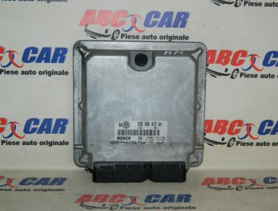 Calculator motor VW Bora 1J 1.9 TDI 1999-2005 038906019AM