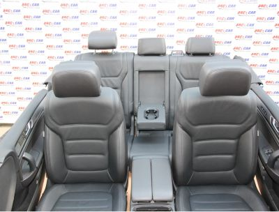 Interior complet din piele full electric VW Touareg (7P) 2010-2018