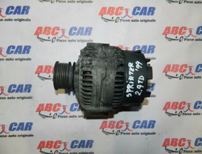 Alternator 14V 90Amp Mercedes Sprinter 1 1995-2006 2.9 TD 0986040180