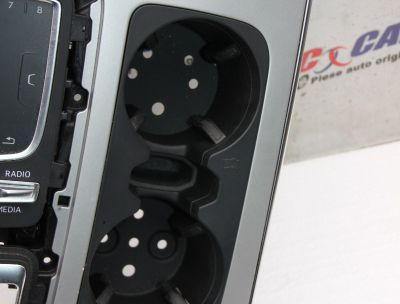 Suport pahare consola centrala Audi Q7 4M  2015-prezent 4M0862534