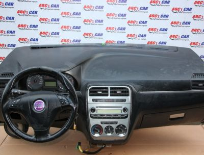 Kit plansa bord Fiat Grande Punto 2006-2012 (model in 2 usi)