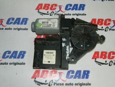 Motoras macara usa stanga fata VW Touran 1 2003-2009 Cod: 1K0959793A