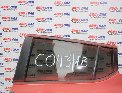 Geam mobil (fumuriu) usa stanga spate Nissan Leaf (ZE1) 2018-prezent