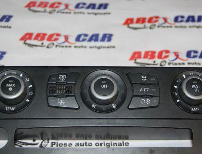 Panou comanda AC BMW Seria 5 E60/E61 2005-2010 64.11 6938550-01