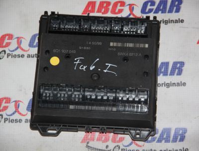 Calculator confort Skoda Fabia 1 (6Y) 2000-2007 6Q1937049