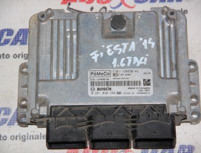 Calculator motor Ford Fiesta 6 2009 2017 1.6 TDCI C1B1-12A650-AG