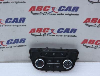 Panou climatronic Opel Zafira C cod: A2C53374862 model 2014