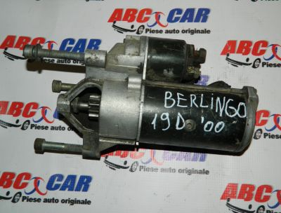 Electromotor Citroen Berlingo 1 1997-2007 1.9 Diesel