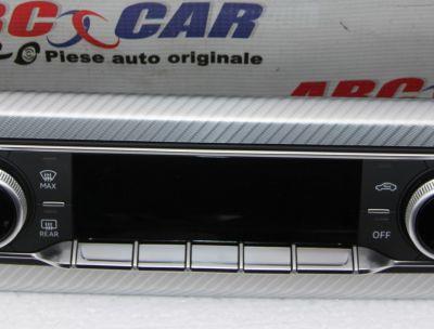 Panou climatronic Audi A4 B9 8W 2015-prezent 8W0820043S
