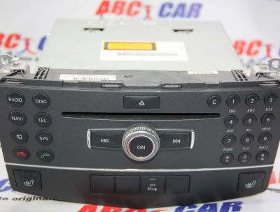 CD Player Mercedes C-Class W204 2008-2013 A2049006202