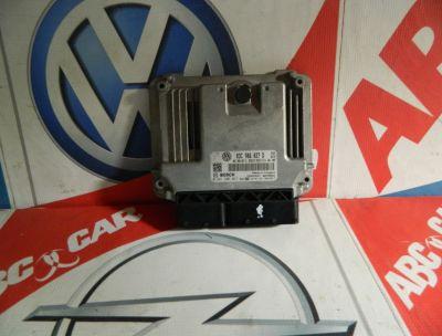 Calculator motor VW Passat B7 2010-2014 1.4 TSI 03C906027D