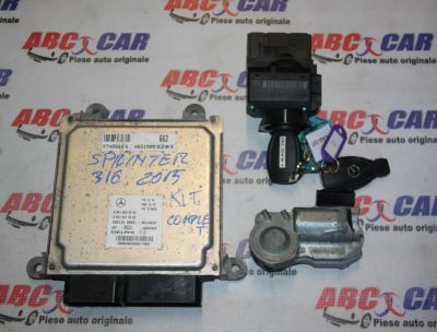 Kit pornire Mercedes Sprinter 316 CDI Euro 5, 2.2 CDI model 2015 A6519012902, A6519003003