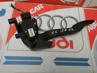 Pedala acceleratie Opel Corsa C 1.2 Benzina COD : 9129424CM